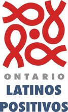 logo for Latinos Positivos