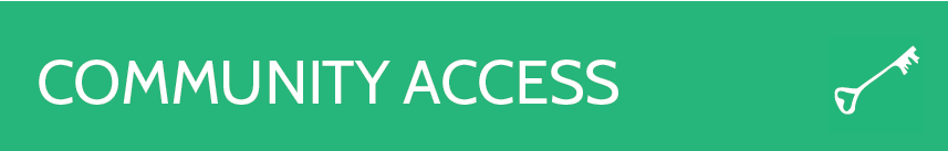 Community Access icon