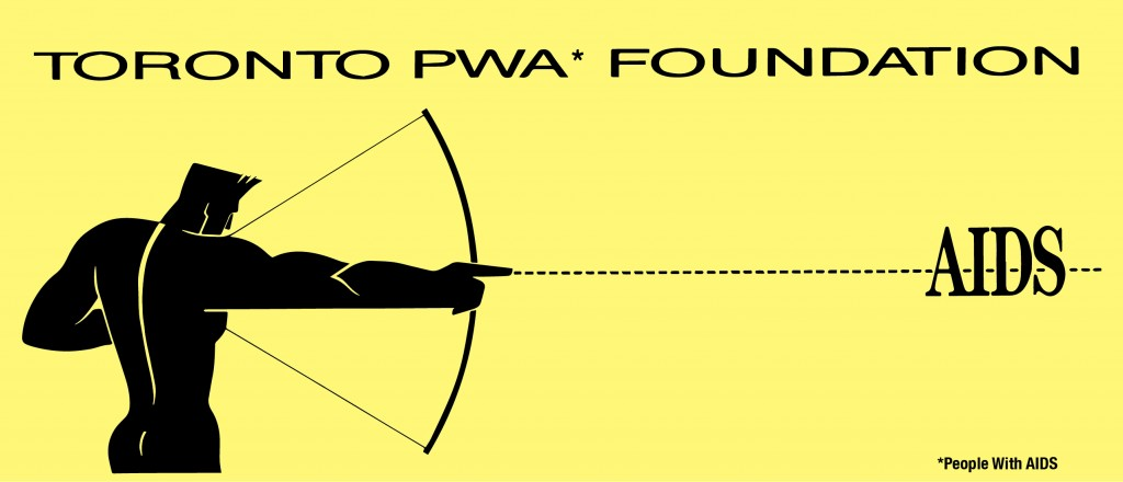 PWA's logo from the 80's