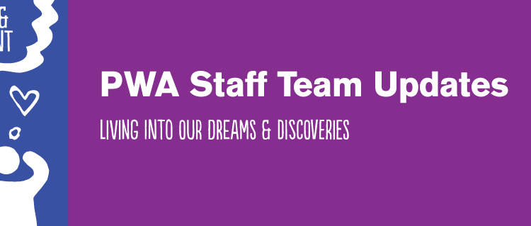 PWA staff updates