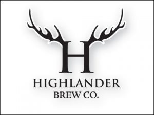 Highlander Brew Co. logo