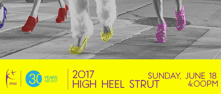 High Heel Strut
