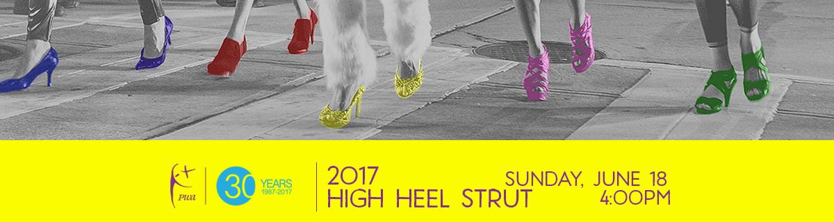 High Heel Strut