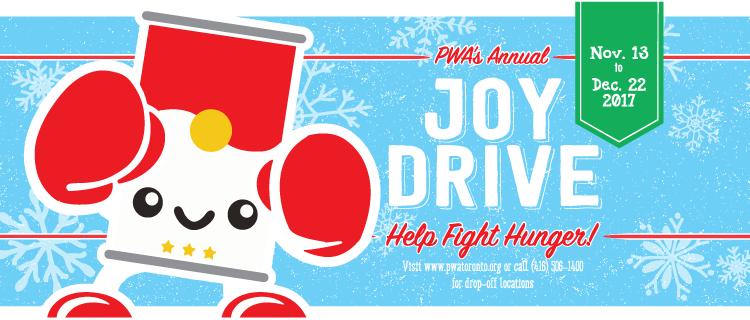 2017 Joy Drive banner