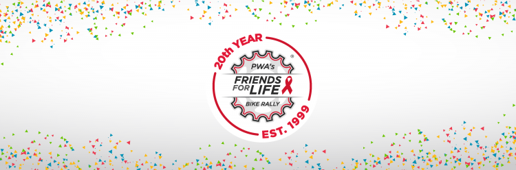 PWA Bike Rally 20th Celebration
